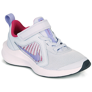 Sapatos Rapariga Multi-desportos Nike DOWNSHIFTER 10 PS Azul / Violeta