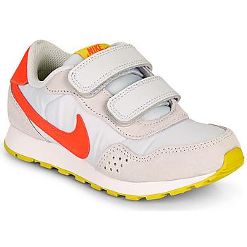Sapatos Rapariga Sapatilhas Nike MD VALIANT PS Bege / Vermelho