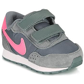 Sapatos Rapariga Sapatilhas Nike MD VALIANT TD Cinza / Rosa