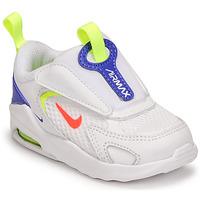 Sapatos Criança Sapatilhas Nike AIR MAX BOLT TD Branco / Azul