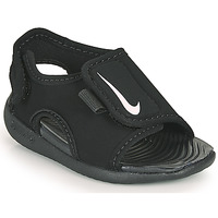 Sapatos Criança chinelos Nike SUNRAY ADJUST 5 V2 TD Preto