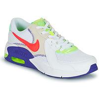 Sapatos Criança Sapatilhas Nike AIR MAX EXCEE AMD GS Branco / Azul / Vermelho