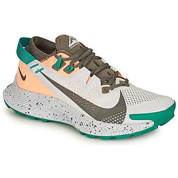 Sapatos Mulher Sapatilhas de corrida Nike NIKE PEGASUS TRAIL 2 Azul / Verde