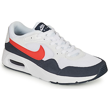 Sapatos Homem Sapatilhas Nike NIKE AIR MAX SC Branco / Vermelho / Azul