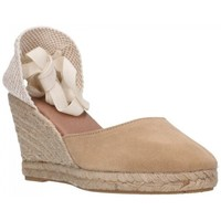 Sapatos Mulher Alpargatas Carmen Garcia 48s7 ARENA Mujer Beige beige