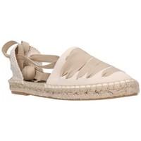 Sapatos Mulher Alpargatas Carmen Garcia 39S16 Beig Mujer Beige beige