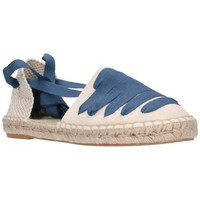 Sapatos Mulher Alpargatas Carmen Garcia 39S16 Jeans Mujer Jeans bleu