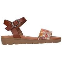 Sapatos Rapariga Sandálias Valeria's 6407 MULTI ESTAMPADO Niña Combinado Multicolor