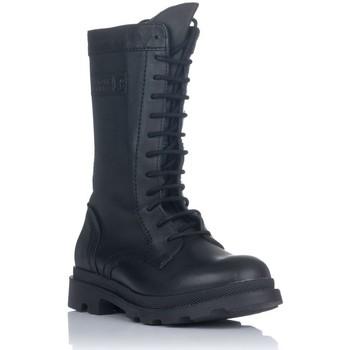 Sapatos Mulher Botas Coronel Tapioca C 500 Preto