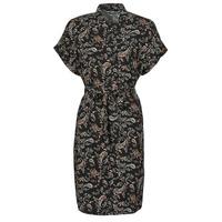 Textil Mulher Vestidos curtos Vero Moda VMSIMPLY EASY Preto