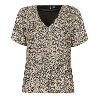 Textil Mulher Tops / Blusas Vero Moda VMELIN Bege