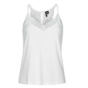 Textil Mulher Tops sem mangas Vero Moda VMANA Branco