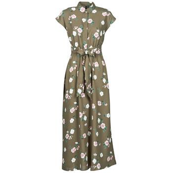 Textil Mulher Vestidos compridos Vero Moda VMTALLIE Cáqui