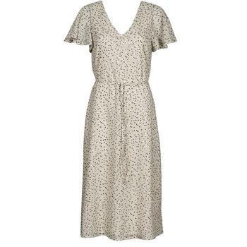Textil Mulher Vestidos curtos Vero Moda VMJOT Bege