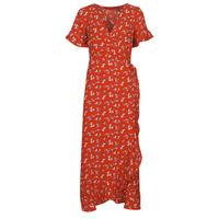 Textil Mulher Vestidos compridos Vero Moda VMSAGA Vermelho