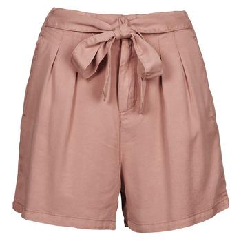 Textil Mulher Shorts / Bermudas Vero Moda VMMIA Rosa