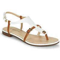 Sapatos Mulher Sandálias JB Martin 2GAELIA Branco / Castanho