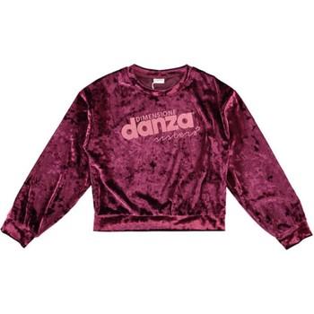 Textil Rapariga Sweats Dimensione Danza - Felpa bordeaux 025569-200 BORDEAUX