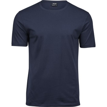 Textil Homem T-Shirt mangas curtas Tee Jays T5000 Marinha