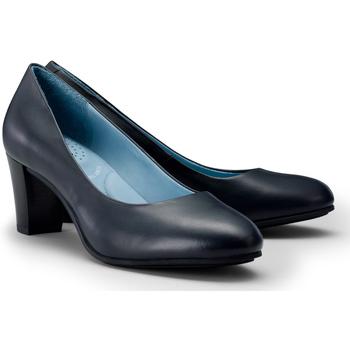 Sapatos Mulher Escarpim Skypro Anesia Machado II Azul