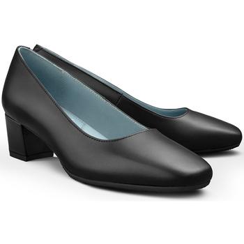 Sapatos Mulher Escarpim Skypro Bessica Raiche Preto