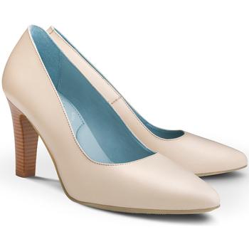 Sapatos Mulher Escarpim Skypro Iris Critchell Bege