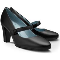 Sapatos Mulher Escarpim Skypro Barbara Cartland Preto