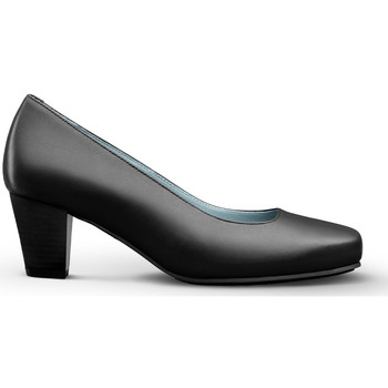 Sapatos Mulher Escarpim Skypro Alys Mckey Bryant Wide Fit Preto