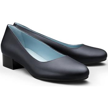 Sapatos Mulher Escarpim Skypro Gloria Heath Wide Fit Azul