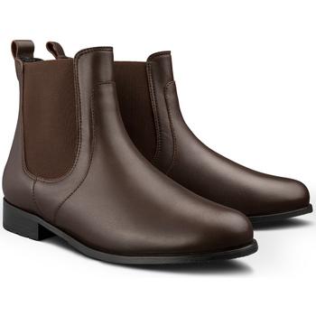 Sapatos Mulher Botins Skypro Florence Barnes Castanho