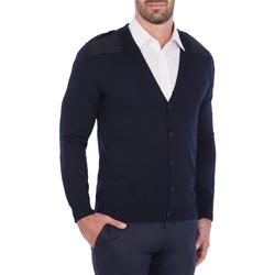 Textil Homem Casacos de malha Skypro Cardigan with buttons Azul