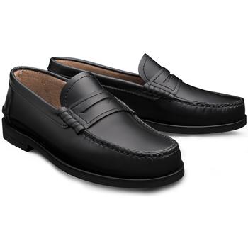 Sapatos Homem Mocassins Skypro 1922 Cabral Preto