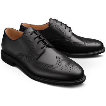Sapatos Homem Sapatos Skypro Louis Bleriot Preto