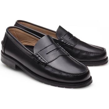 Sapatos Homem Mocassins Skypro Sarmento de Beiras Preto