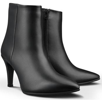 Sapatos Mulher Botins Skypro Ann Wood-Kelly Preto