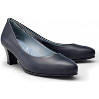 Sapatos Mulher Escarpim Skypro Jane McGrath Azul