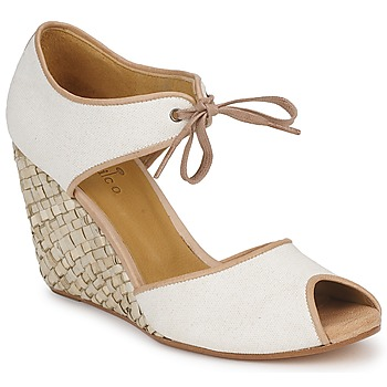 Sapatos Mulher Sandálias Coclico JIEN Branco