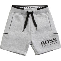 Textil Rapaz Shorts / Bermudas BOSS NOLLA Cinza