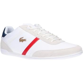 Sapatos Homem Multi-desportos Lacoste 40CMA0062 GIRON Blanco