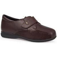Sapatos Mulher Sapatos & Richelieu Calzamedi SAPATOS  DIABETIC 0708 MARRON