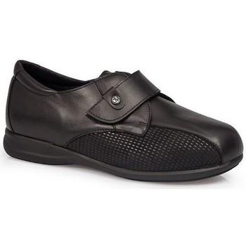 Sapatos Mulher Sapatos & Richelieu Calzamedi SAPATOS  DIABETIC 0708 NEGRO