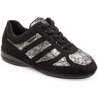 Sapatos Mulher Sapatos & Richelieu Calzamedi COMFORT SHOES 3083 NEGRO