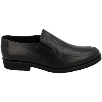 Sapatos Homem Mocassins She - He  Negro