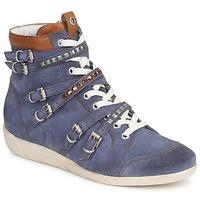 Sapatos Mulher Sapatilhas de cano-alto Janet Sport MARGOT ISABEL Azul