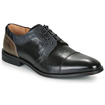 Sapatos Homem Sapatos Redskins WINDSOR Preto / Marinho / Cinza