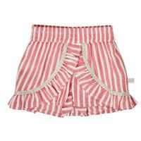 Textil Rapariga Shorts / Bermudas Ikks XS26000-35 Vermelho