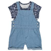 Textil Rapariga Macacões/ Jardineiras Ikks XS37010-84 Azul