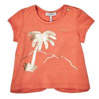 Textil Rapariga T-Shirt mangas curtas Ikks XS10080-67 Laranja