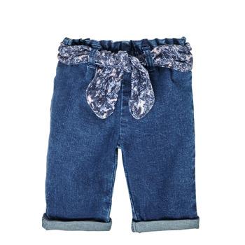 Textil Rapariga Calças Jeans Ikks XS29000-86 Azul