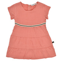 Textil Rapariga Vestidos curtos Ikks XS30090-67 Laranja